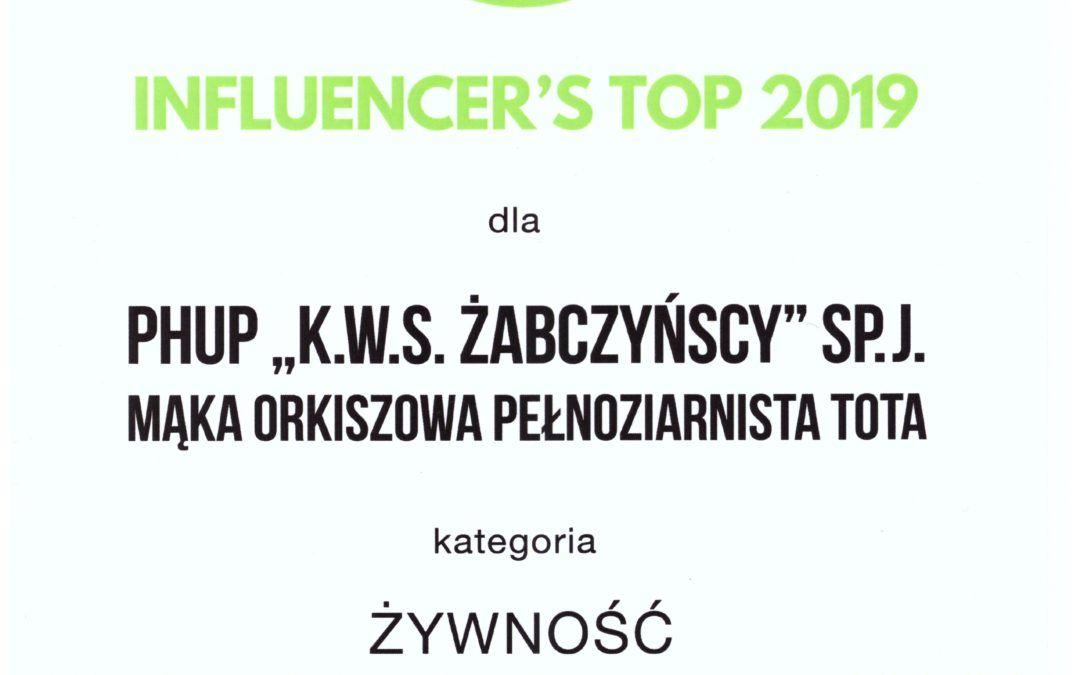 Poznajcie najlepsze produkty na rynku GALA INFLUENCER'S TOP 2019